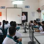 Đổi mới chương trình giáo dục phổ thông tại các trường THCS từ công tác bồi dưỡng đội ngũ đến đổi mới phương pháp dạy và học